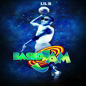 Based Jam Lil B front cover