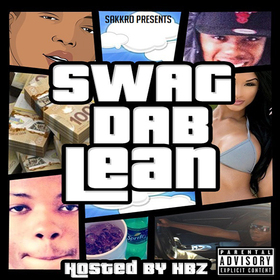 SWAG DAB LEAN SAKKRO front cover