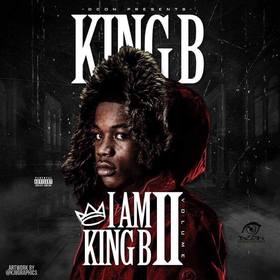 I Am King B Vol. 2 Heavy Gee front cover
