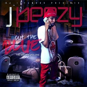 Out The Blue J.Peezy front cover
