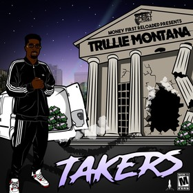 Takers Trillie Montana front cover