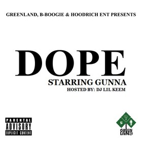 Dope Gunna Greenland front cover