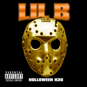 Halloween H20  Lil B front cover