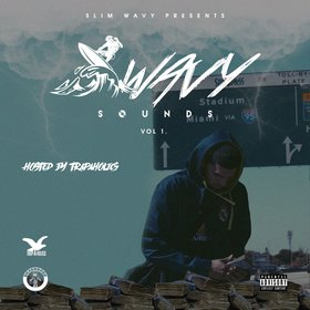 Wavy Sounds Vol. 1 Slim Wavy  front cover