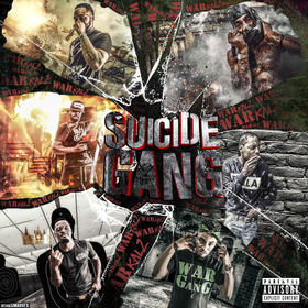 Me N' Mines Suicide Squad front cover