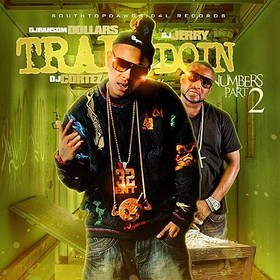 Trap Doin Numbers 2 DJ Ransom Dollars front cover