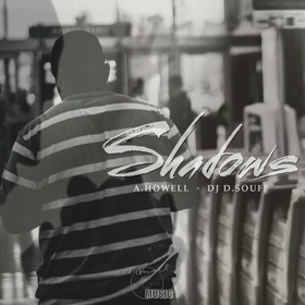 Shadows A.Howell front cover