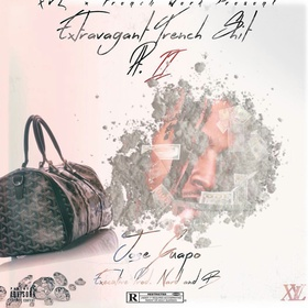 Extravagant Trench Shit 2 Jose Guapo front cover
