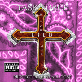 Task Force Lil B front cover