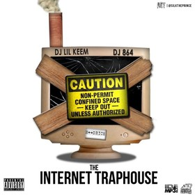 Internet Traphouse DJ Lil Keem front cover