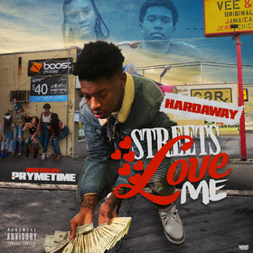 Streets Love Me Hardaway1k front cover