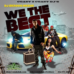 We The Best Skroog Mkduk front cover