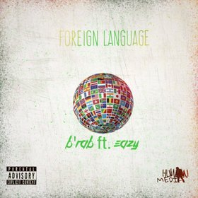 Foreign Language DJ Mad Lurk front cover