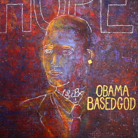 Obama Basedgod Lil B front cover