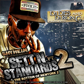 The Bottom Of New York 2  Dj DES Dj Ron G Shyheim front cover
