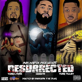 Resurrected Ink Mafia front cover