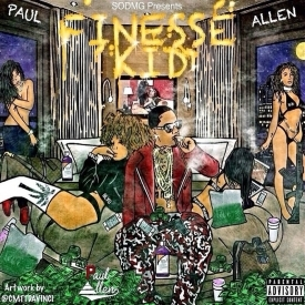 Finesse Kid Paul Allen front cover