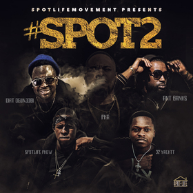 #Spot2 Spotlife Movement front cover