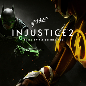 Injustice 2: Back In Town DJ Wats front cover
