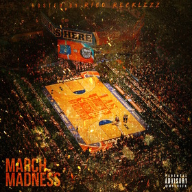 MARCH MADNESS DJ Milticket front cover