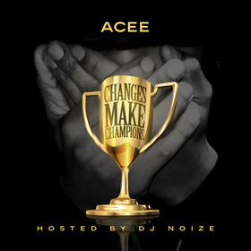 Changes Make Champions Acee front cover