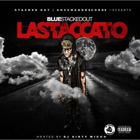 Lastaccato Bluestackedout front cover