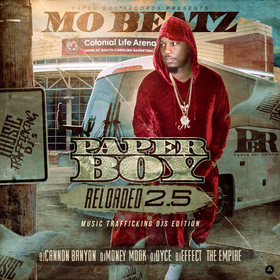 Paper Boy Reloaded 2.5 (Music Trafficking DJ's Edition) DJ Effect front cover