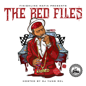 The Red File$ Kid Red front cover