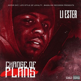 Change Of Plans EP Li Ester front cover