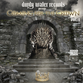Coming For The Crown Durdy Water Records front cover