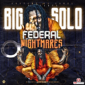 Federal Nightmares Solo front cover