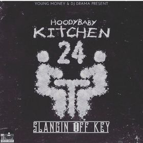 Kitchen24 (Slangin' Off Key) HoodyBaby front cover