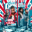 Welcome To Charlotte 3 (4th of July Edition) DJ Ben Frank front cover