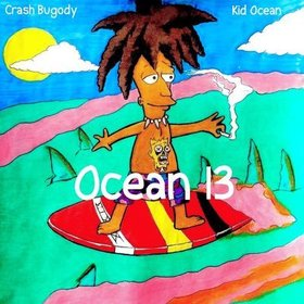 Ocean 13 Crash Bugody front cover