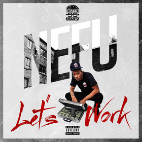 Let's Work Nefu front cover
