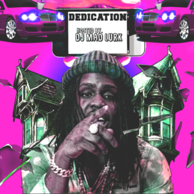 Dedication DJ Mad Lurk front cover