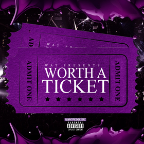 Worth A Ticket vol.1 WORTHaTICKET front cover