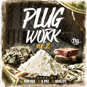 Plug Work Vol.2 King K-Phi front cover