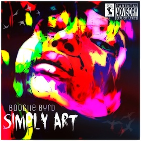 Simply Art Boogiie Byrd  front cover