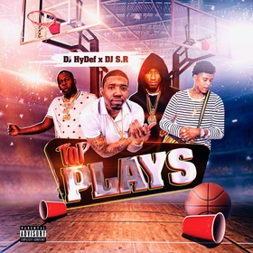 Top Plays 2 DJ HyDef front cover