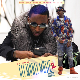 Get Money Music 2 DJ GMAAC front cover
