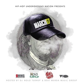 Mar17 The Hip Hop Underground Nation front cover