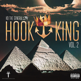 Hook King Vol. 2 KB The General front cover