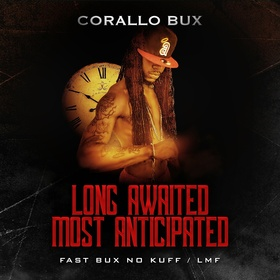Long Awaited Most Anticipated Corallo Bux front cover