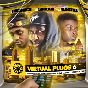 Virtual Plugs 6 DJ Yung Rel front cover