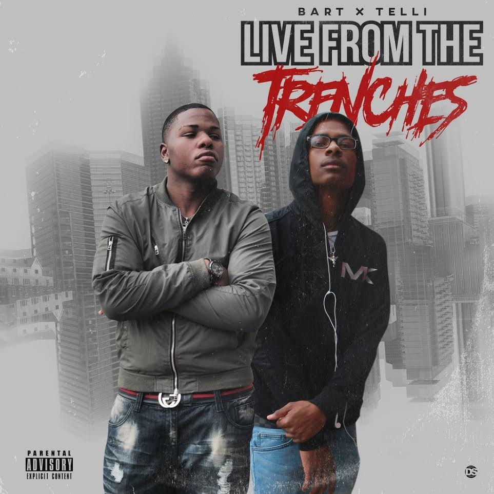 Lil Buckoso - Live From The Trenches | Spinrilla