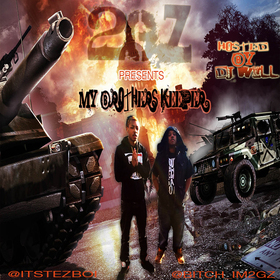My Brothers Keeper GwopGang  (2Gz) front cover