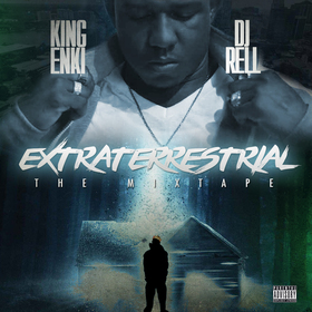 Extraterrestrial King Enki front cover