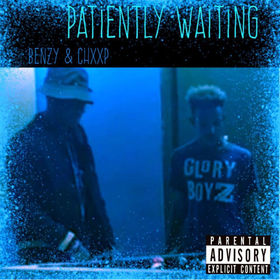 Patiently Waiting Benzy Taliek front cover