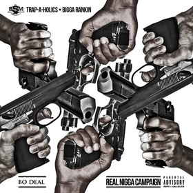 Real Nigga Campaign Bo Deal front cover